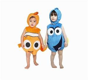 Findet Nemo Kostüm Baby : disney pixar baby kleinkind finding nemo fisch kost m kleid outfit und hut ebay ~ Frokenaadalensverden.com Haus und Dekorationen