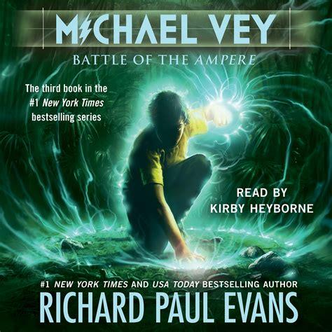michael vey  audiobook  richard paul evans kirby