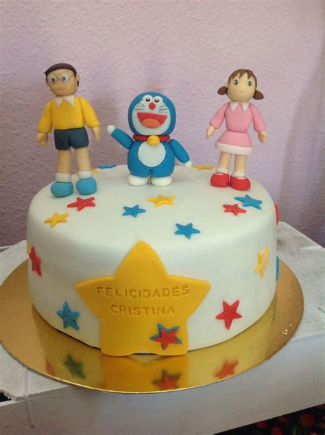 17 Best Images About Doraemon Cake On Pinterest Cartoon
