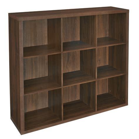 Closetmaid 9 Cube Storage - closetmaid 44 quot h x 44 quot w x 13 6 quot d decorative 9 cube