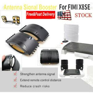 diy transmitter antenna signal range booster rc quadcopter parts  fimi  se ebay