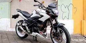 Kentalkan Gaya Streetfighter Di Honda Cb150r