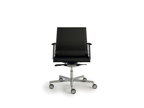 fauteuil bureau cuir design fauteuil bureau design en cuir dossier bas nulite