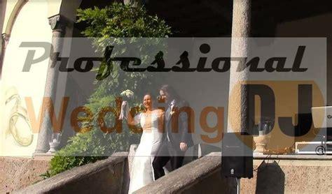 Musica Ingresso Sposi In Sala by Dj Per Matrimonio A Alla Cascina Boscaccio Ecco L