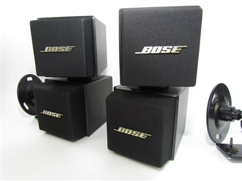 bose 5 wandhalterung 2x bose cube effekt lautsprecher am 5 direct reflecting 2 wandhalterung ebay
