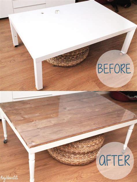 customiser cuisine en bois 17 meilleures idées à propos de tables basses sur