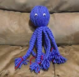 Yarn Octopus Doll