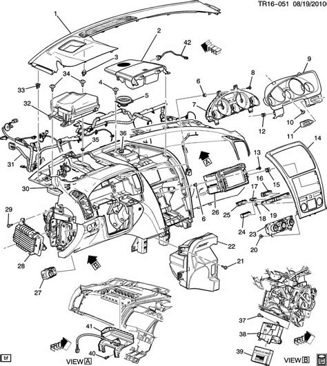 Gmc Part Diagram by Dic Upgrade For An Acadia Sle Page 36 Gmc Acadia