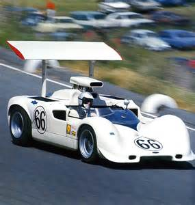Chaparral Can-Am Cars