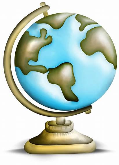 Clipart Globe Subject Transparent Clip Decoupage Laminas