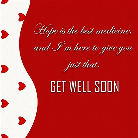 Best Get Well Soon Quotes For Boyfriend