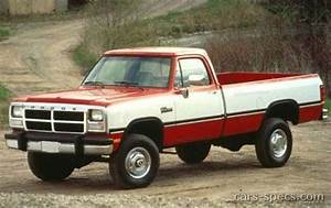 1993 Dodge Ram 150 Regular Cab Specifications  Pictures
