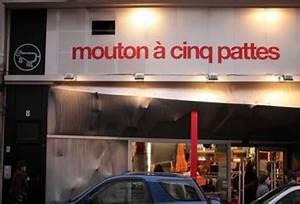 Le Mouton A 5 Pattes : mouton cinq pattes paris magasins d 39 usine ~ Louise-bijoux.com Idées de Décoration