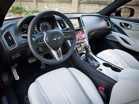 infiniti q60 interior drive 2017 infiniti q60 ny daily news