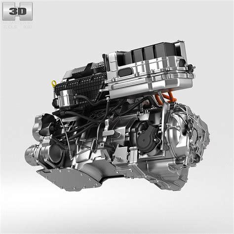 toyota hybrid engine  model humd