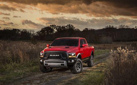 Car, Dodge Ram, Pickup Trucks, Forest, 4x4, Dirt Road