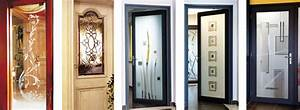 les portes verrissima habitat With porte d entrée alu avec salle de bain accessoires design