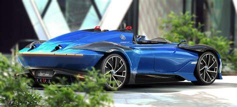 Design concept: Bugatti Type 251 Evo (2020) - We Are Motor ...