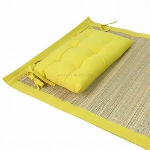 Natte De Plage Gifi : natte de plage luxe jaune mobilier de camping et ~ Preciouscoupons.com Idées de Décoration