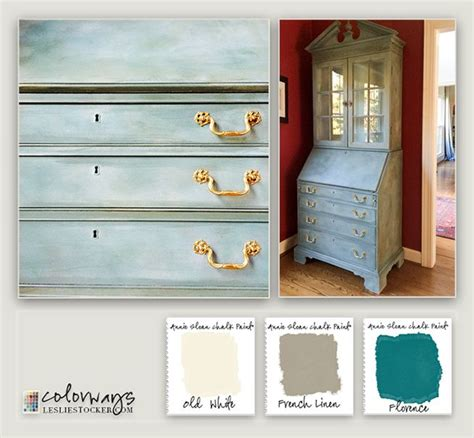 table linen paint color colorways with leslie stocker sloan chalk painted florence white