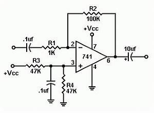 operational amplifiers basics characteristics types and With basic audio mixer using op amp