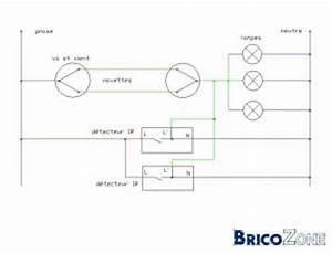 Schema Detecteur De Mouvement : d tecteur de mouvements r solu electricit ~ Melissatoandfro.com Idées de Décoration