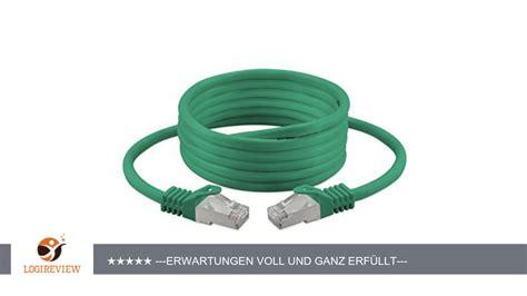 lan kabel 3m rocabo 3m cat 7 patchkabel netzwerkkabel lan kabel 2x rj45 netzwerk stecker ethernet