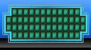 Image - Wheel of Fortune Puzzle Board 6.png | Game Shows ...