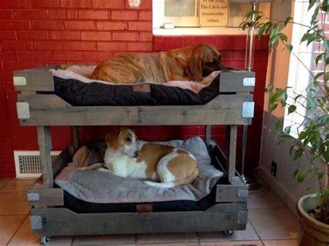 beautiful diy pallet dog bed design ideas pallets designs