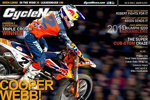 Cycle News Magazine #3: Anaheim 2 Supercross, Triumph Scrambler 1200s... - Cycle News