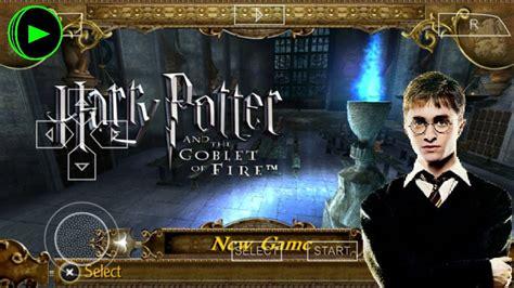 Em seu 4º ano na escola de magia e bruxaria de hogwards, harry potter (daniel radcliffe) é misteriosamente selecionado para participar do torneio tribruxo, uma competição internacional em que. HARRY POTTER E O CÁLICE DE FOGO ( PPSSPP ANDROID ) - YouTube