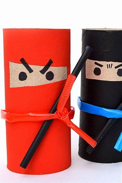Toilet Paper Craft Roll Easy Tube Crafts