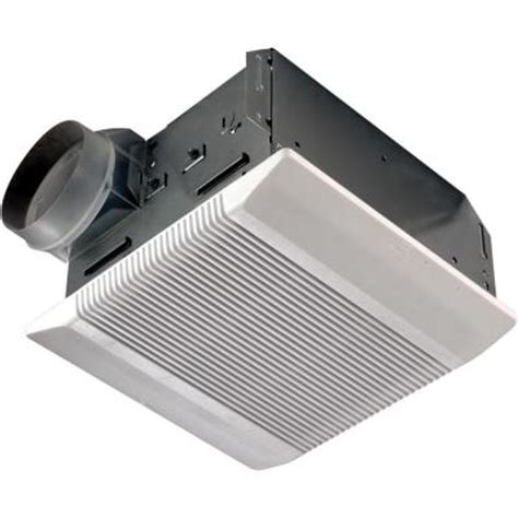 nutone 110 cfm exhaust fan nutone 110 cfm ceiling exhaust fan 8814r the home depot