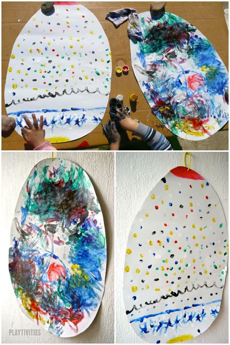 Easter Craft For Toddlers Playtivities