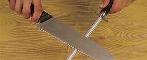 Comment Aiguiser Un Couteau : comment aiguiser un couteau sans outil ~ Melissatoandfro.com Idées de Décoration