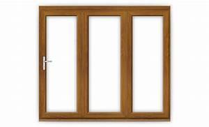 8ft golden oak upvc bifold folding door set flying doors With 8ft bifold doors