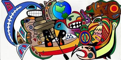Variety Principles Principle Change Aboriginal Artwork Simply