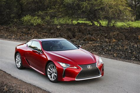Lexus Lc Photo by Lc 500 Puts Lexus Back In The High Performance Coupe