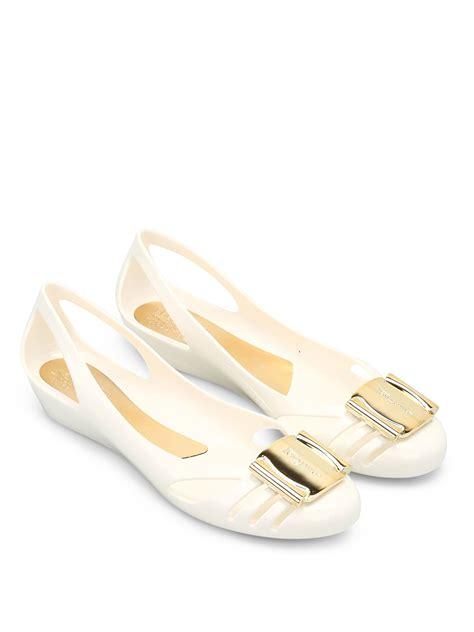 salvatore ferragamo bermuda flats flat shoes 634336