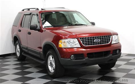 2003 Used Ford Explorer XLT V6 4X4 7 PASSENGER at