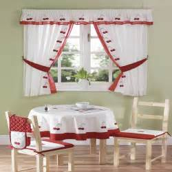 premium quality cherries kitchen curtains curtains from