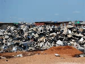 Electronic Waste Recycling Pollution