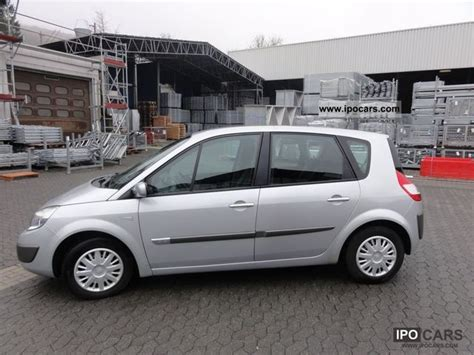 renault scenic 2005 tuning 2005 renault scenic photos informations articles