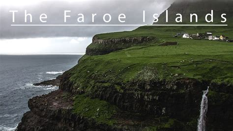 island 6 0 h the faroe islands hiking drangarnir sorvagsvatn