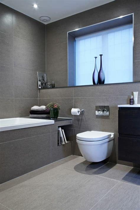 Badezimmer Ideen Grau by Modernes Badezimmer Ideen Zur Inspiration 140 Fotos