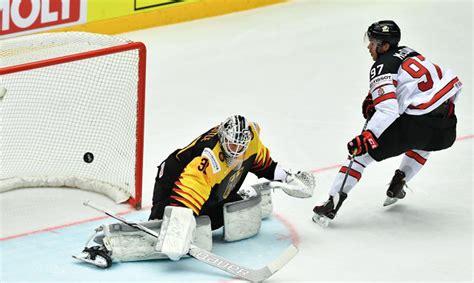 Kanāda uzveic Vāciju; Baltkrievijas hokejisti no elites atvadās bez uzvarām - Hokejs - TVNET Sports