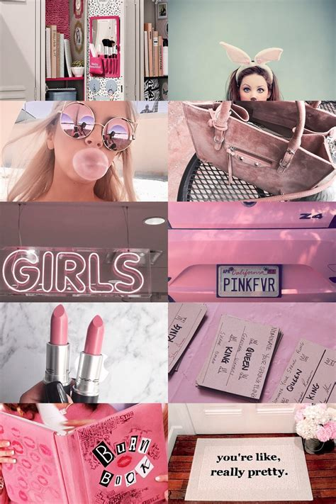 Aesthetic Wallpaper Girly by George Meangirls In 2019