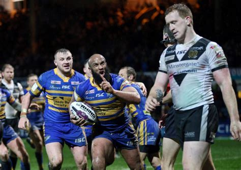 Leeds Rhinos: Early signs are looking good for Rhinos says ...