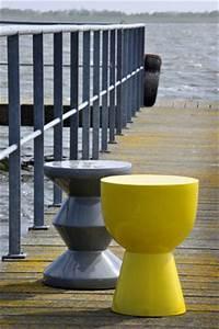 Tam Tam Hocker : tabouret tam tam plastique blanc pols potten ~ Frokenaadalensverden.com Haus und Dekorationen