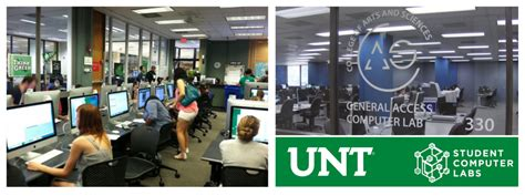 Unt Faculty Help Desk by Tech Tour Stop 5 Computer Labs Information